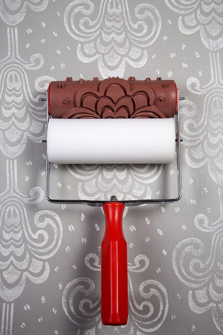 Best 25+ Patterned paint rollers ideas on Pinterest | Paint ...