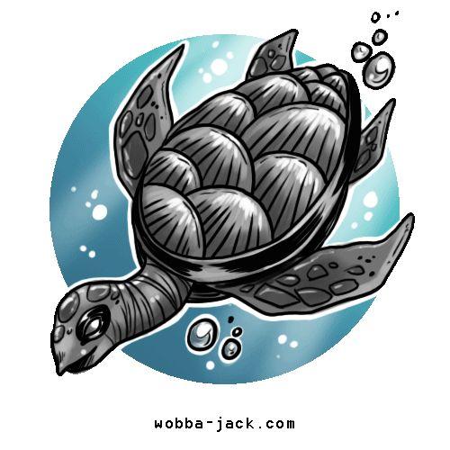 Significato Tatuaggio Tartaruga Wobba-Jack Tattoo Art