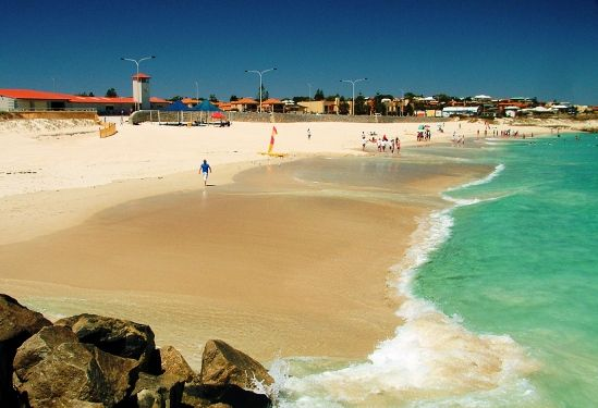 Sorrento Beach is one of the Beautiful Perth Beaches