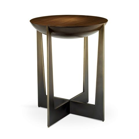 OLEMA SIDE TABLE.  Contact Avondale Design Studio for information on purchasing any of the products we highlight on Pinterest.  We can often provide you with significant savings over retail pricing.