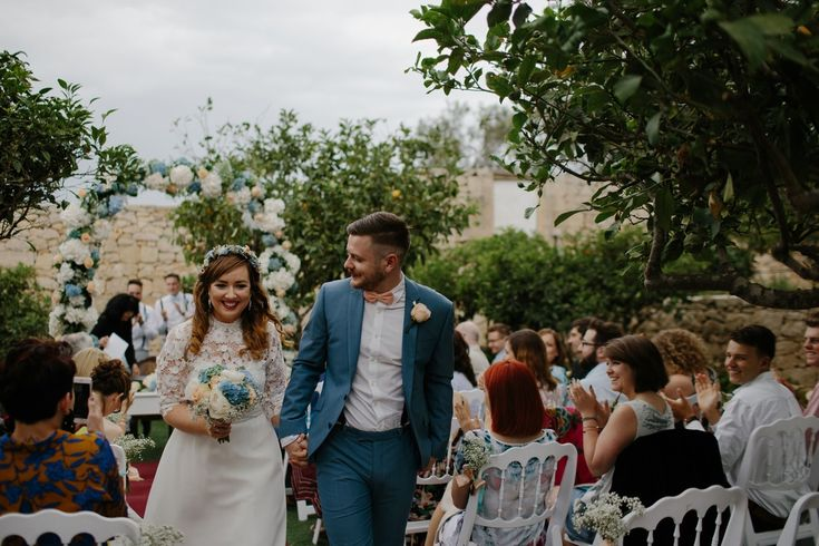 Daar komt de bruid; trouwceremonie trends 2017