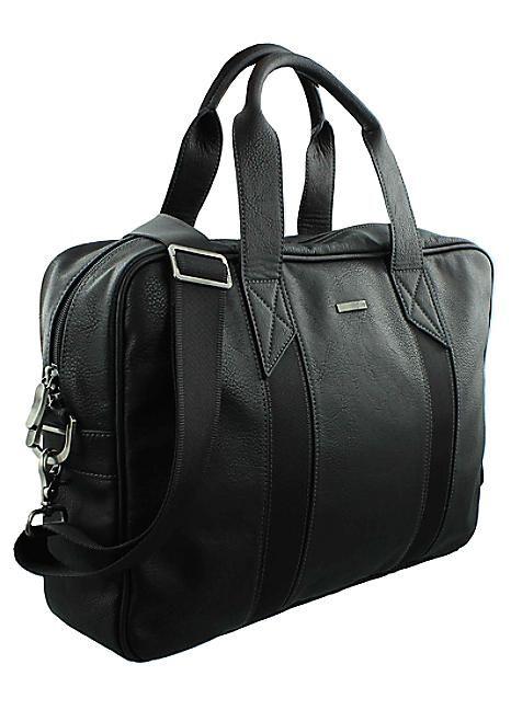 Storm London Roscoe Executive Bag - Black