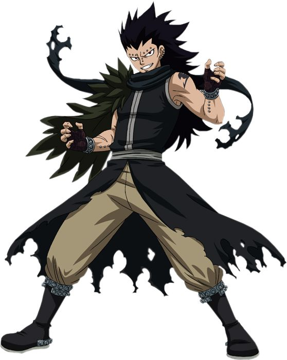 fairy tail gajeel related - photo #8