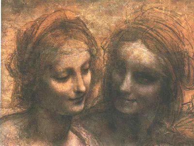 Quelques dessins de Leonardo Di Vinci - 36, quai du futur