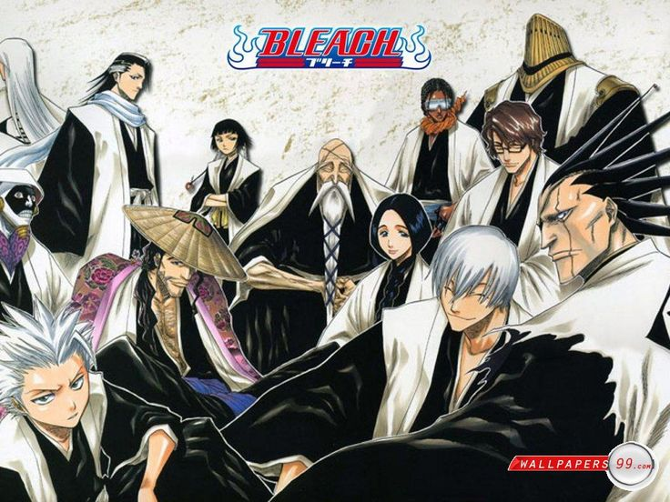 Bleach Wallpapers Free Download Group (81 )