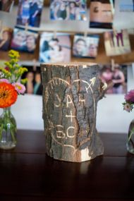 love that!  Grayslake Wedding from Amanda Megan Miller Photography | Style Me Pretty