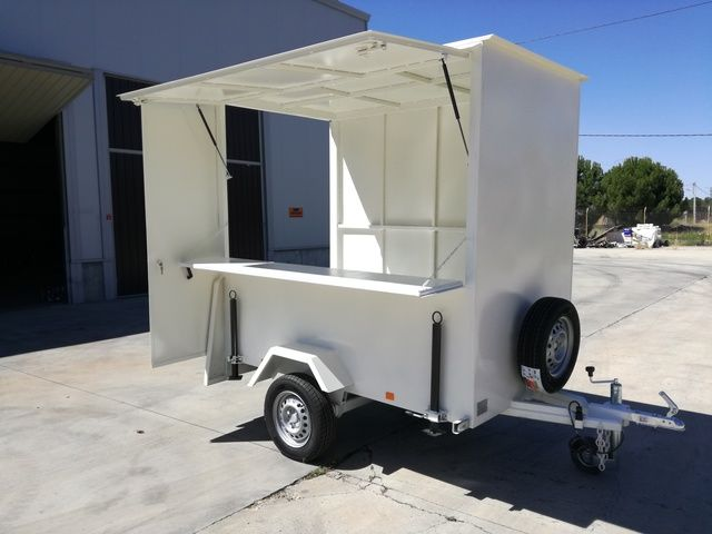 Www Milanuncios Com Remolques Remolque Food Truck Venta Ambulante 249579067 Htm Remolques Food Truck Venta Food Truck