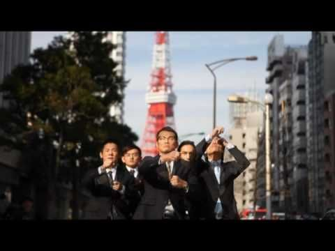"""World Order - The official video for the song """"World Order"""" was filmed around Tokyo."""