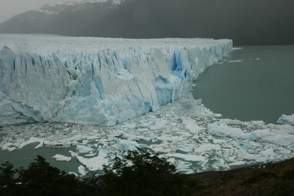 Perito Moreno Glacier. Visit http://www.out-adventures.com/trip/lesbian-and-gay-patagonia-600/ for more information about this adventure. #Patagonia