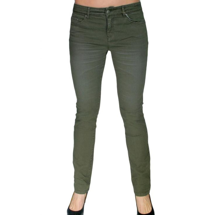 SARAH LAWRENCE Regular waist skinny τζιν παντελόνι