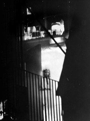 This famous ghost picture of a girl who supposedly perished in a burning building known as 'Wem Town Hall' has circulated the Internet for years. In fact, Shropshire is known as a 'ghost town' to tourists, due to the publicity this famous ghost picture has created. The photo is more commonly known as 'Wem Ghost.'