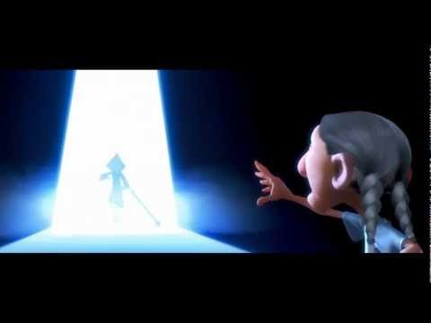 """""""The Lady and the Reaper"""" (2009) directed by Javier Recio Gracia and produced by KANDOR Graphics, is the first animated short film ever realized in Spain with stereoscopic 3D technology and has won several awards in international movie festivals, including Goya Award as Best Animated Short Film and an Oscar© nomination in the same category."""
