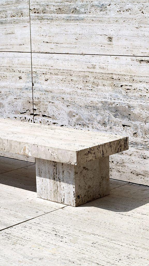 Mies van der Rohe: Barcelona Pavilion | D Design Blog | Interieurarchitect Antwerpen