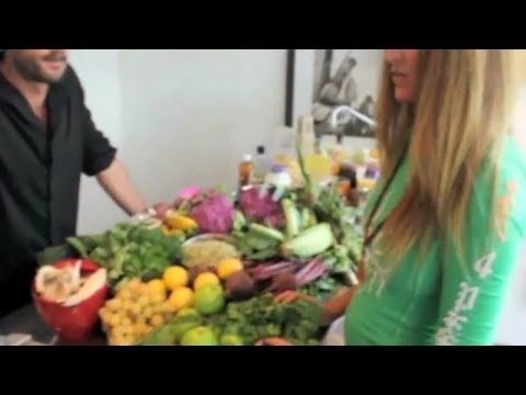 """From overweight to """"Ultraman"""" - Rich Roll with Jane Velez-Mitchell on CNN HLN"""