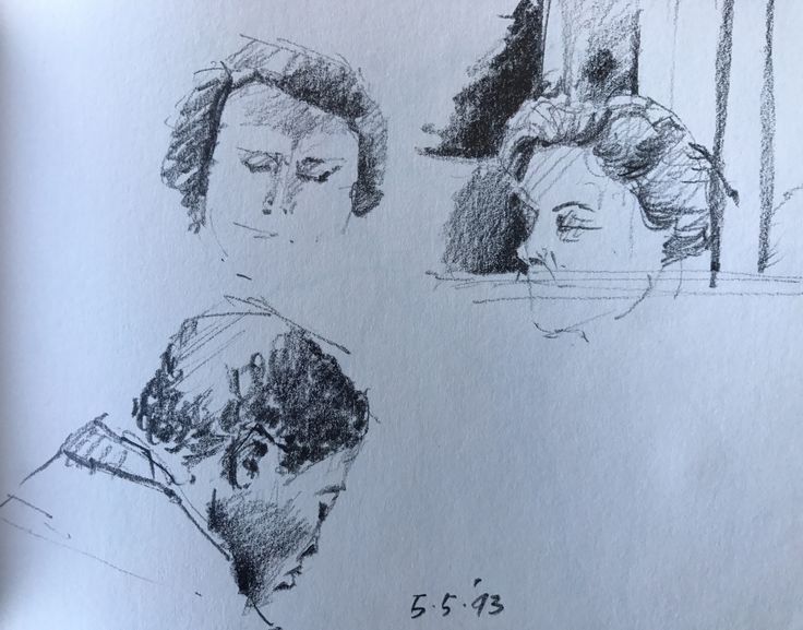 General sketches