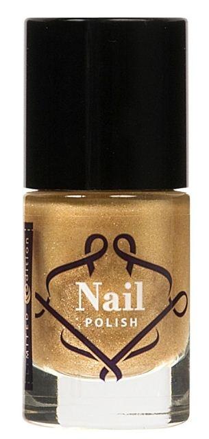 Etos Limited Edition nagellak nr. 002. Je nagels mogen gezien worden deze kerst, het mag knallen!