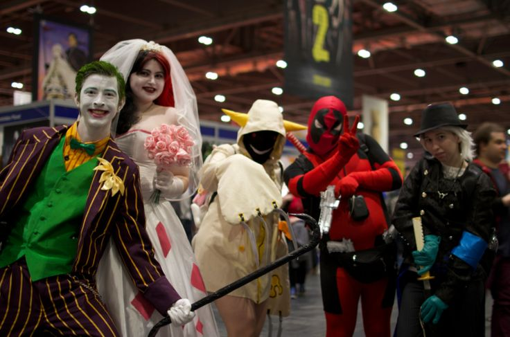 15 of the best cosplay at MCM London Comic Con