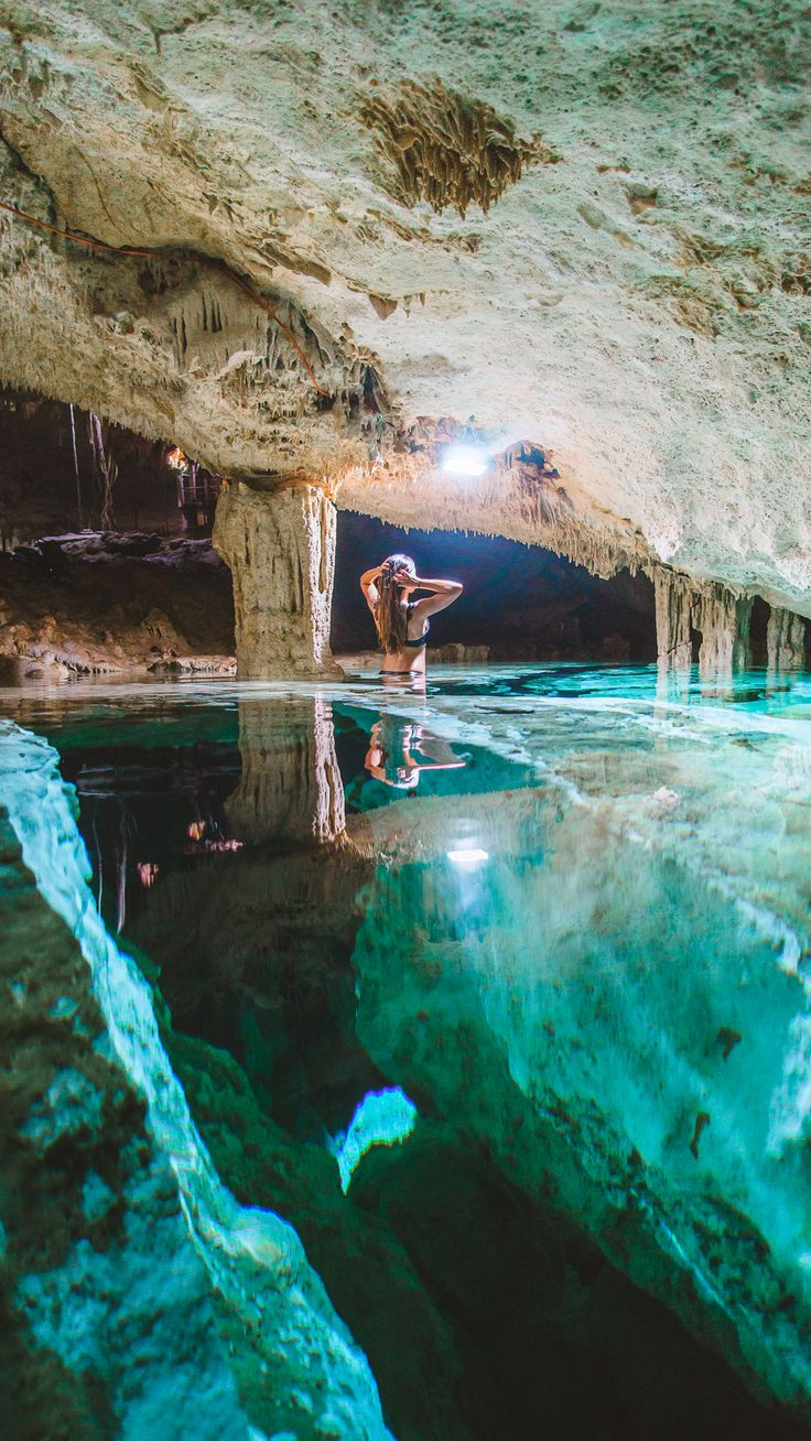 Cenotes in Tulum, Mexico Places to visit, Mexico travel