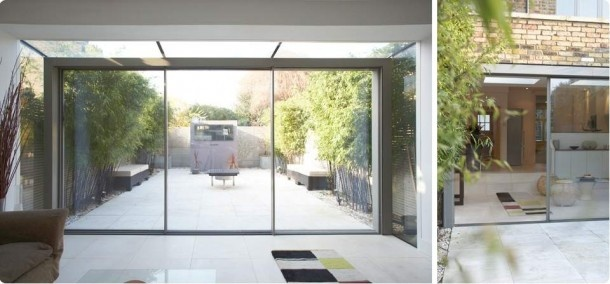 schuifpui glas skyframe Door moonwebdesign2012