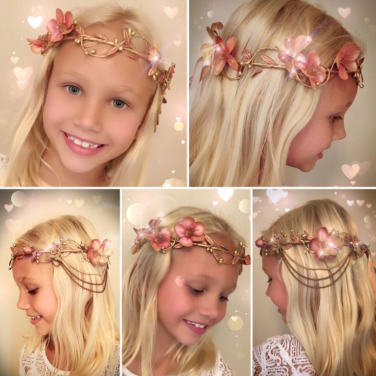 Difficult to describe this gorgeous Hair Crown. Elegant, vintage, butterflies, Pearly Cherries Blossom, Gold Lace Flowers.   One of my favorite creati...