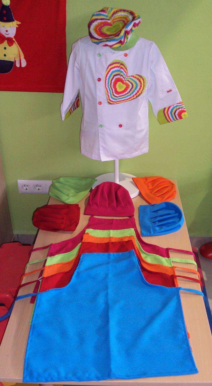 Packs Cocineros Niños