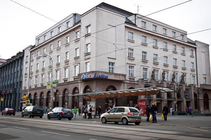Hotel Palác Elektra - Moravská Ostrava www.palac-elektra.cz Hotel 3*