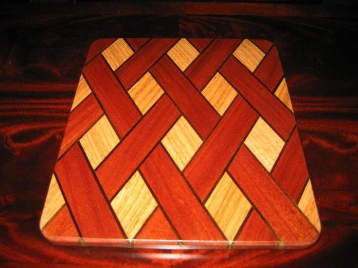 Cutting Board - I'm joining the club! - by GaryK @ LumberJocks.com ~ woodworking community