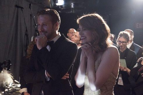 Emma Stone(エマ・ストーン),Ryan Gosling(ライアン・ゴズリング)