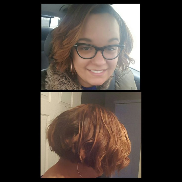 Square one length bob 1.13.17