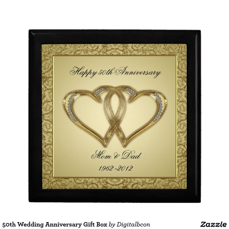 17 best images about keepsake box on pinterest family for Present for 50th wedding anniversary