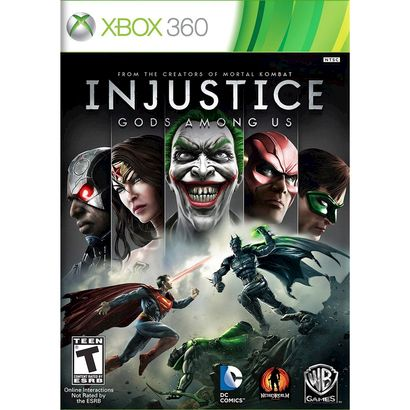 Injustice: Gods amongst men. #xbox360 #injustice