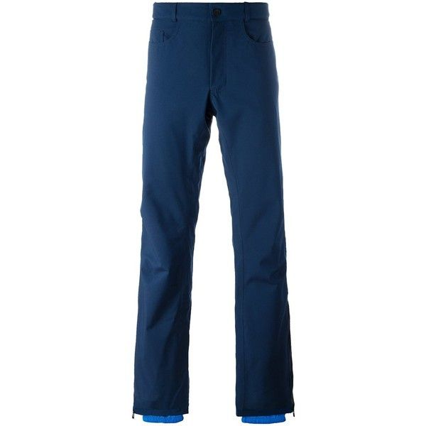 Rossignol \'Odysseus\' Trousers ($348) ❤ liked on Polyvore featuring men's fashion, men's clothing, men's pants, men's casual pants and mens ski pants