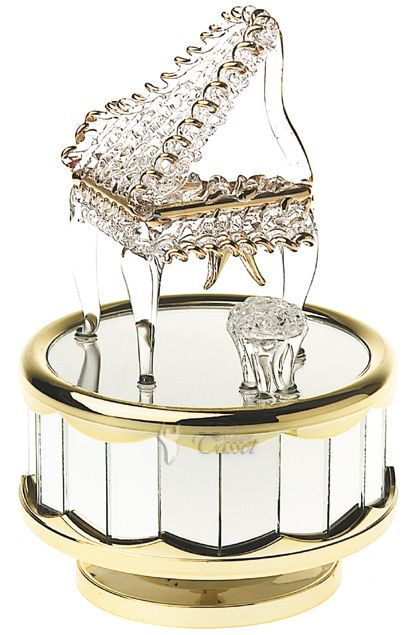 Piano music box ~ I had one of these until I dropped it :(