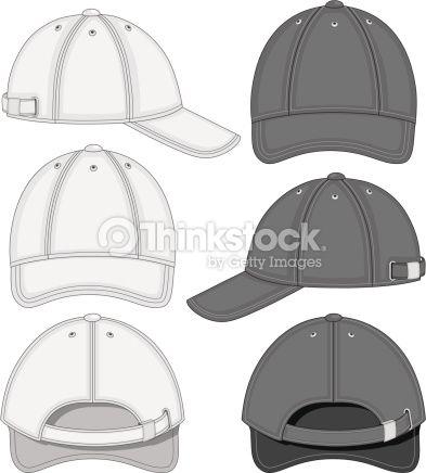 Clipart vectoriel : Baseball cap