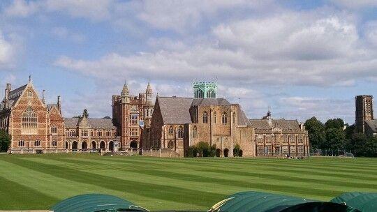 Clifton College in Bristol, UK