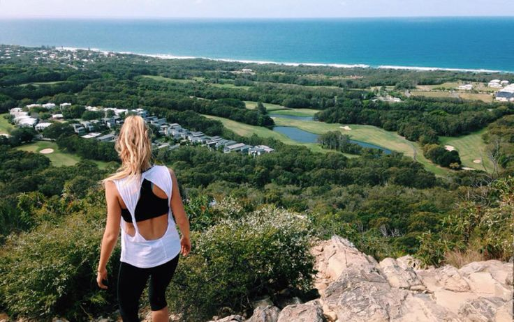 Best Next-Level Hikes on the Sunshine Coast ~ So, you want an action-packed story for the office on Monday that rivals the past weekend's wild shenanigans of Netflix, boxes of Maltesers (those addictive suckers will be the end of us!), and coffee sippin' in your activewear?