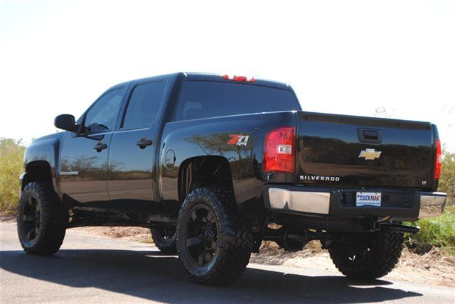 lifted Chevrolet Chevy Trucks