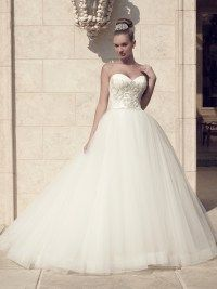 2143 Casablanca Wedding Dress