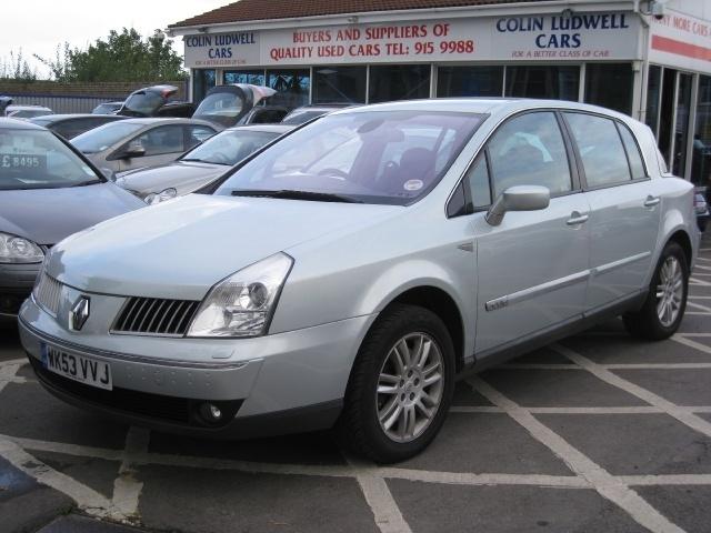 Renault Vel Satis 20T EX