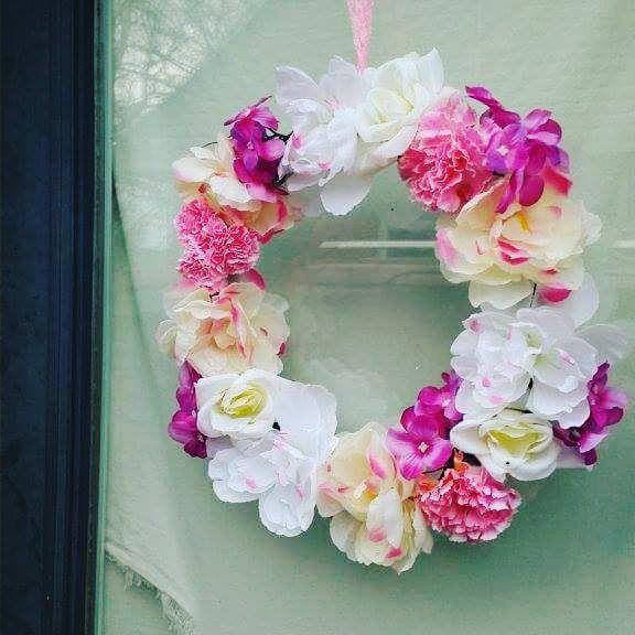Custom everyday wreath