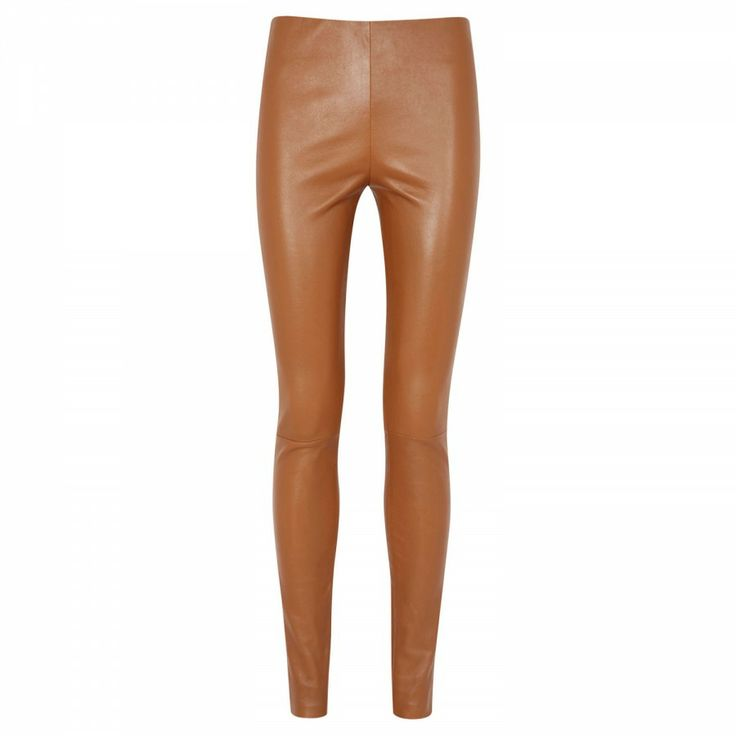 Stretch leather leggings, Leggings, Harvey Nichols Store View