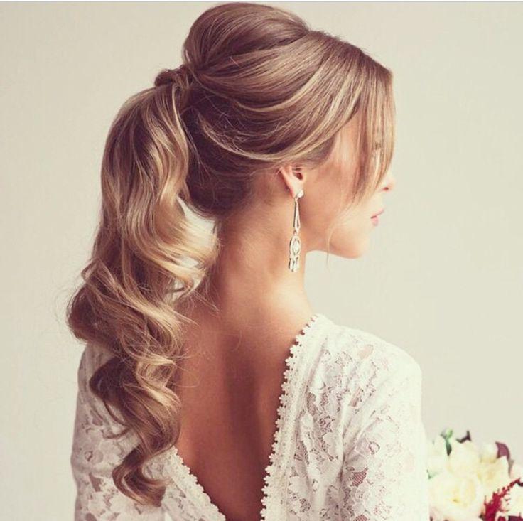 Recital hair