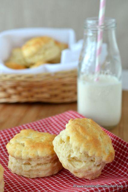 Tea Biscuits | My Island Bistro Kitchen