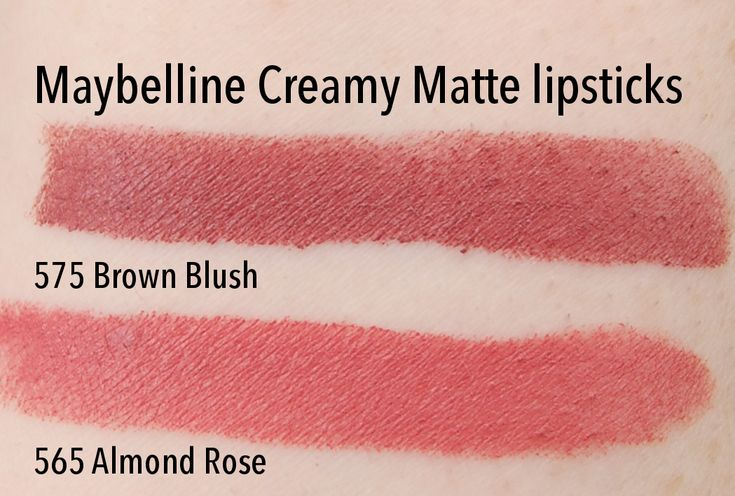 NEW from Maybelline: Spring 2017 launches – Swatch and Review
