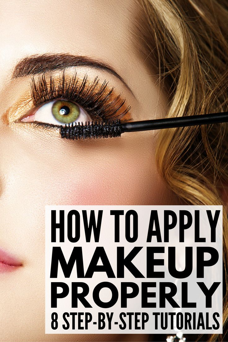 How to apply eyeshadow tutorial