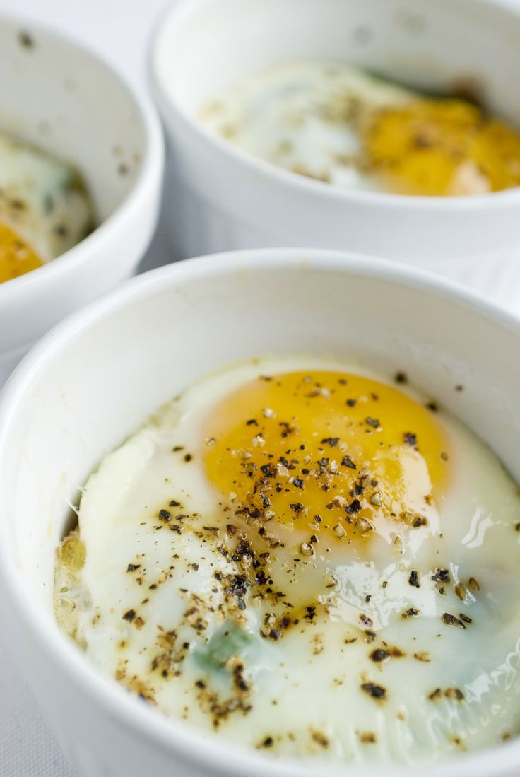 NYT Cooking: Baked Egg With Prosciutto and Tomato