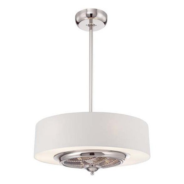 Shop Eurofase Lighting Eurofase Elgin 24-in Polished Nickel 6 Light Chandelier with Fan at Lowe's Canada. Find our selection of ceiling fans at the lowest price guaranteed with price match + 10% off.