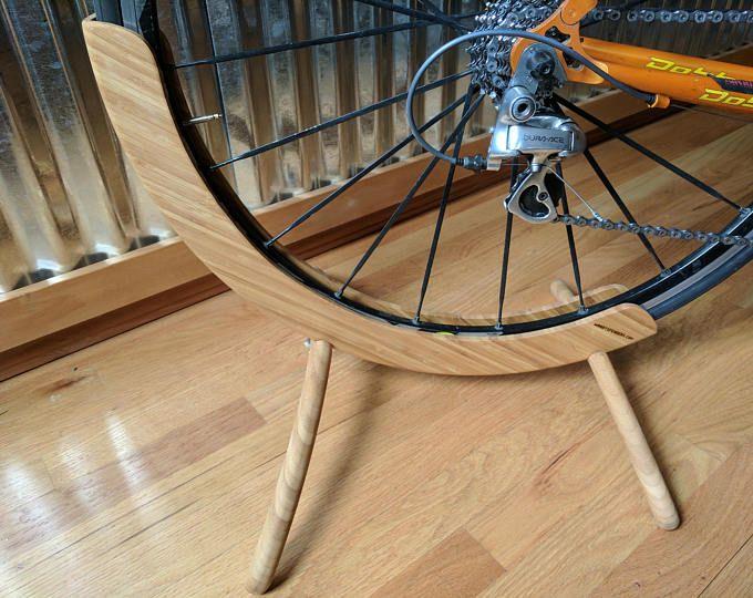 Holz Fahrradstander Fahrrad Aufbewahrung Fahrradschuppen Holz