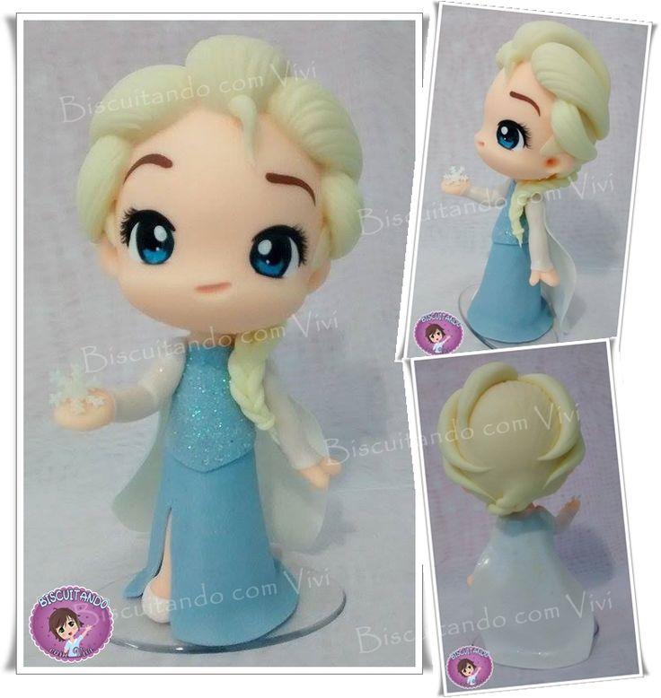 Rainha Elsa - Queen Elsa