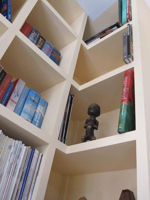 hoek boekenkast